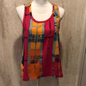 Glam American Made Bright Colored Tank Top